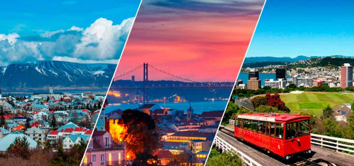 Лучшие города для семейной жизни
