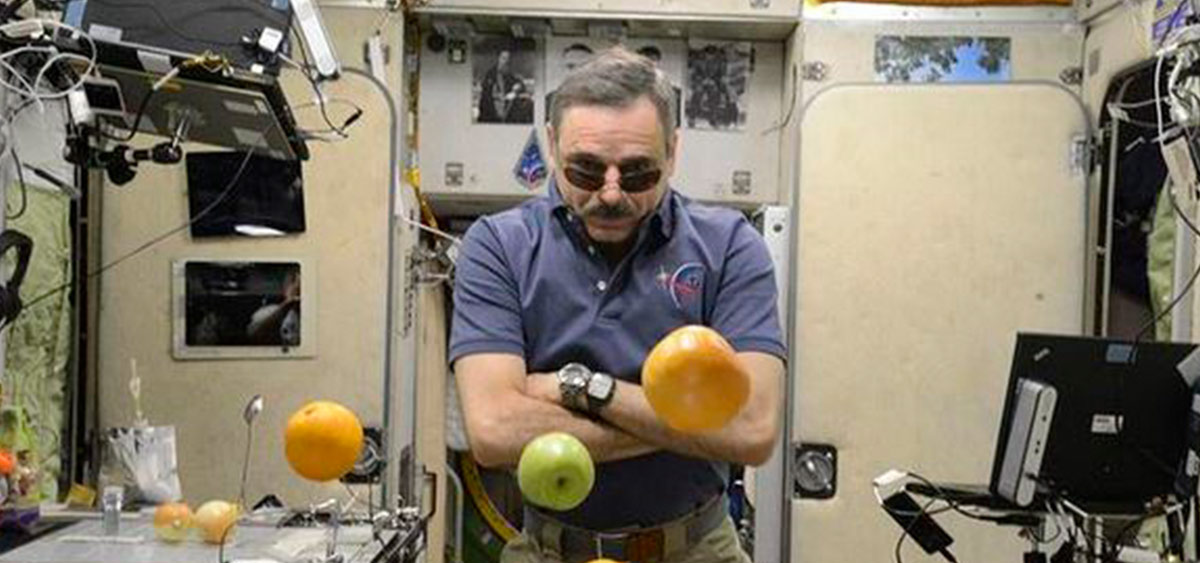 Недельный рацион космонавта обойдется  россиянину в 5283 рубля. Что в него входит?