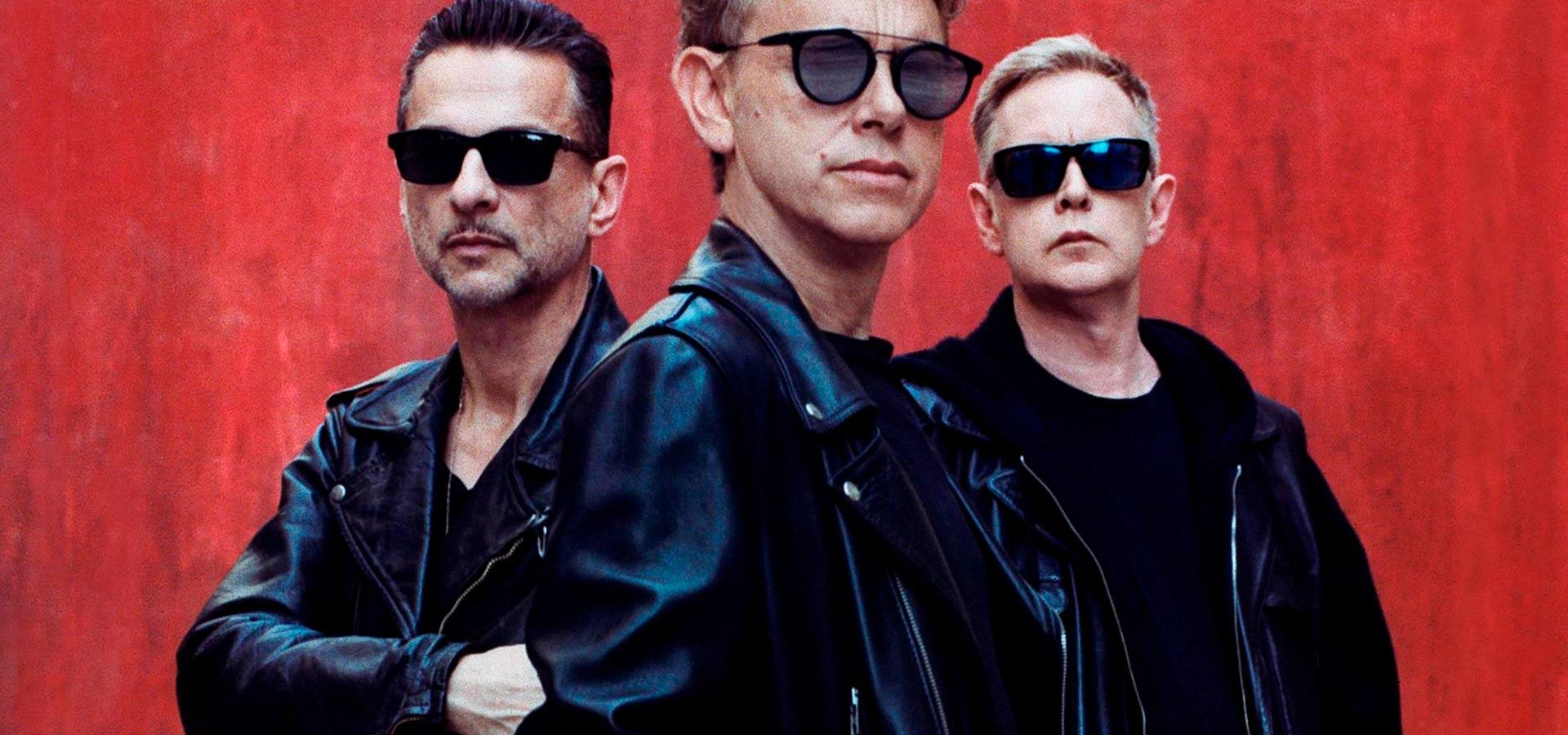 Десять фактов о Depeche Mode к 40 летию группы