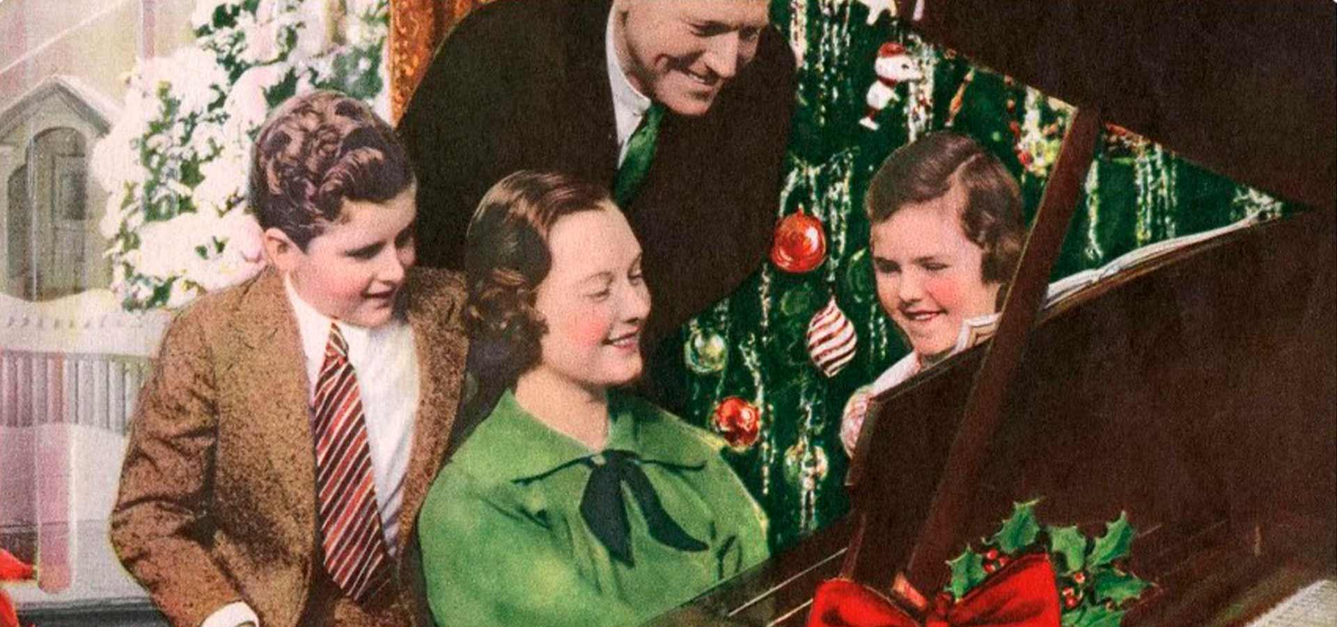 Перепетые новогодние хиты