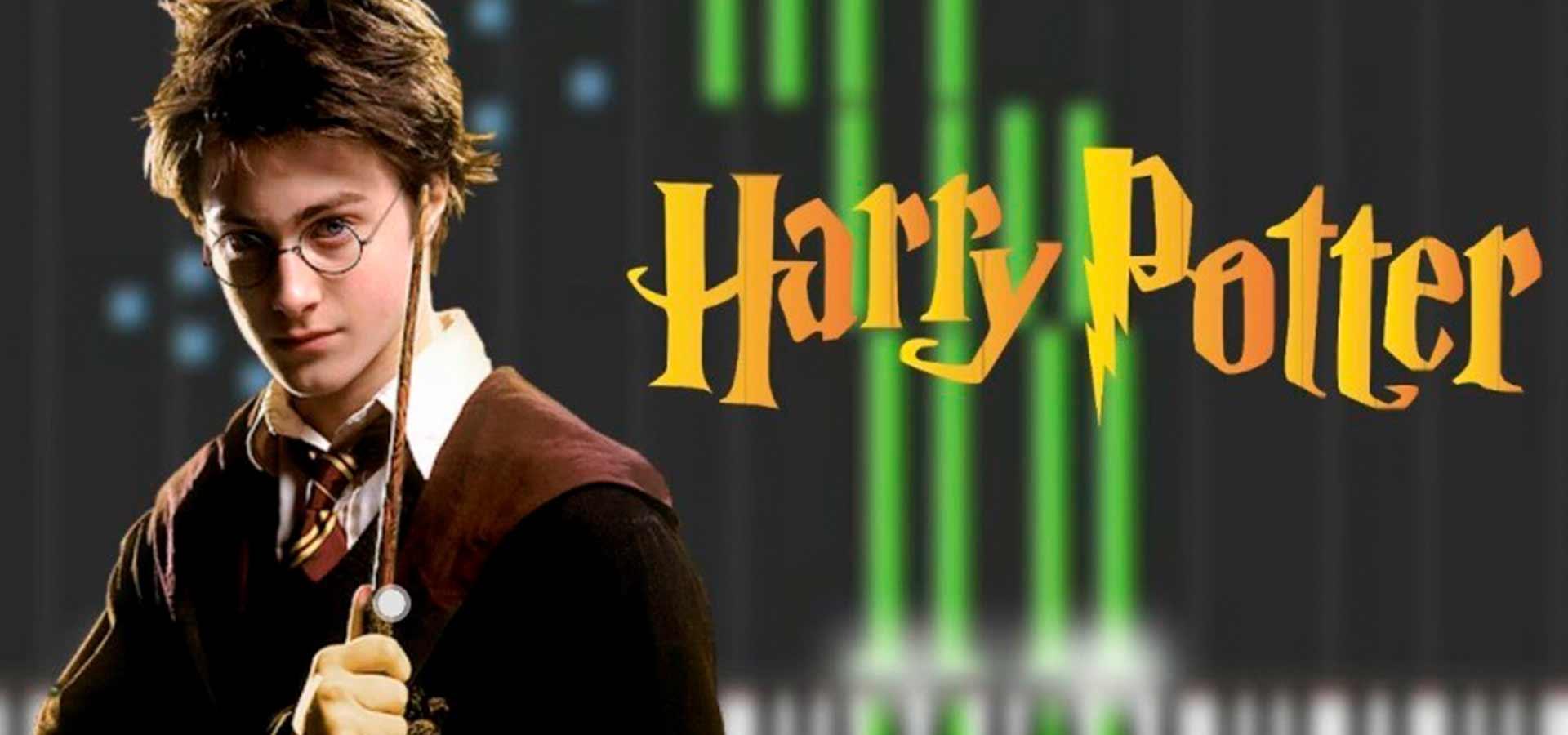 Гарри Поттер - откуда музыка к фильмам?