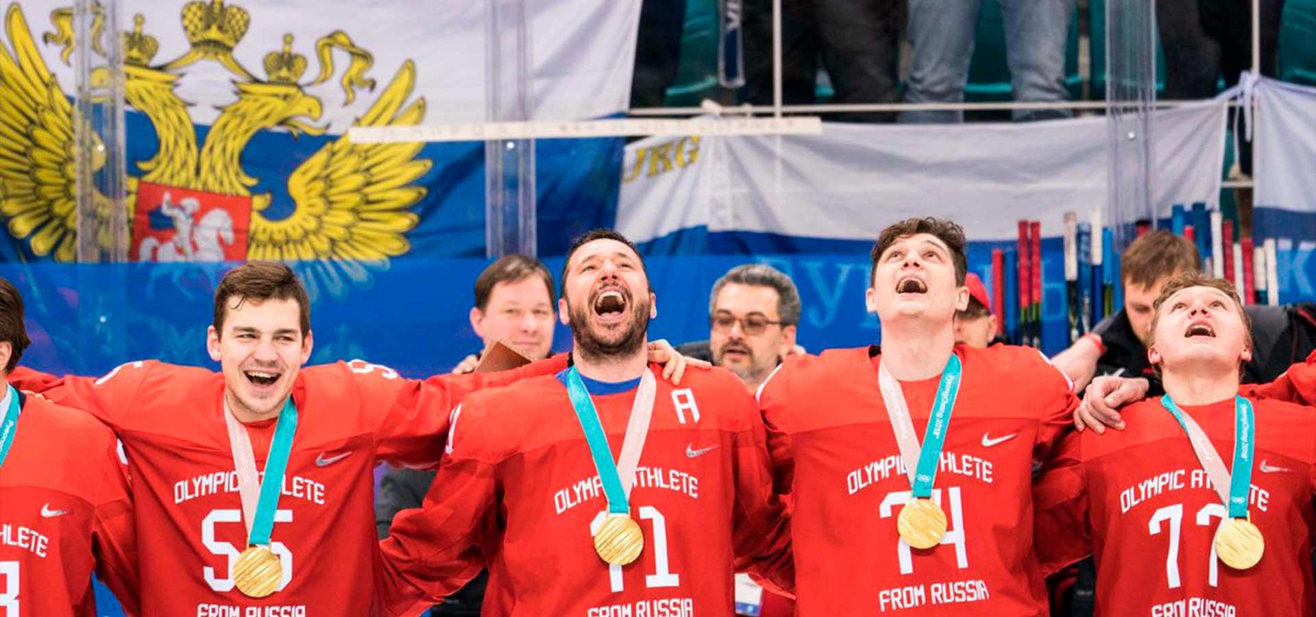 «Катюша» заменит гимн РФ на чемпионате мира-2021 по хоккею