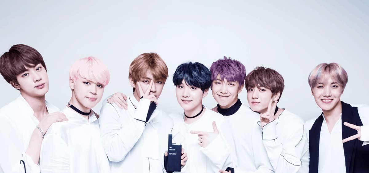 Группа BTS установила мировой рекорд Гиннеса