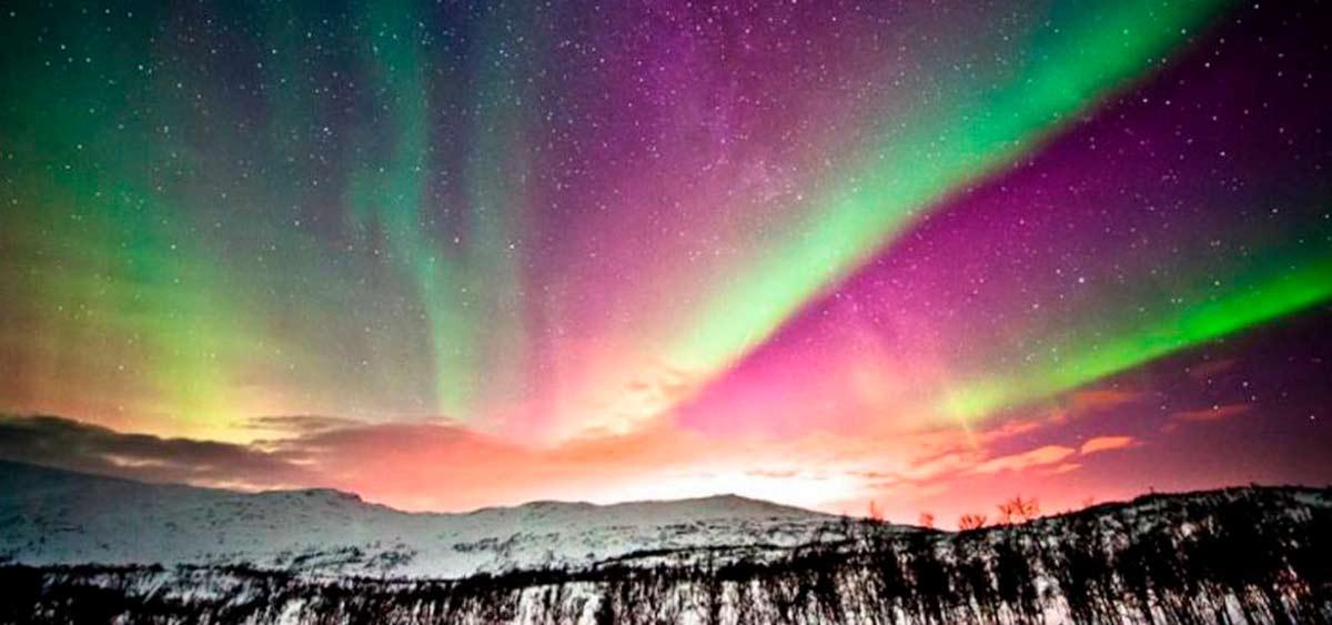 Как звучит северное сияние? Ученым удалось записать таинственные звуки