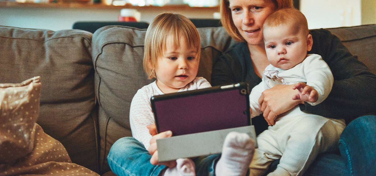 Жители европейских стран больше подвержены родительскому выгоранию