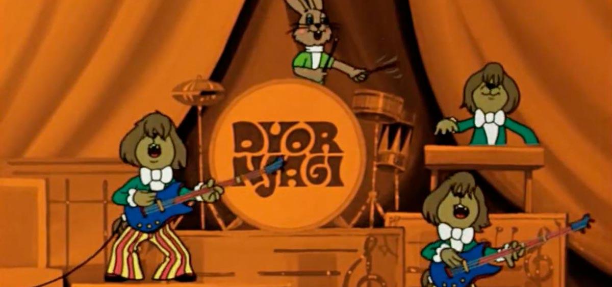 «Ну, погоди!» в стиле рок. Какое отношение «The Doors» имеют к советскому мультфильму?