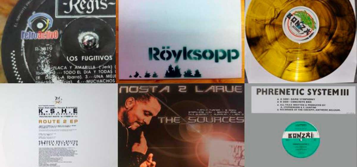 Топ10 самых дорогих пластинок в электронной музыке