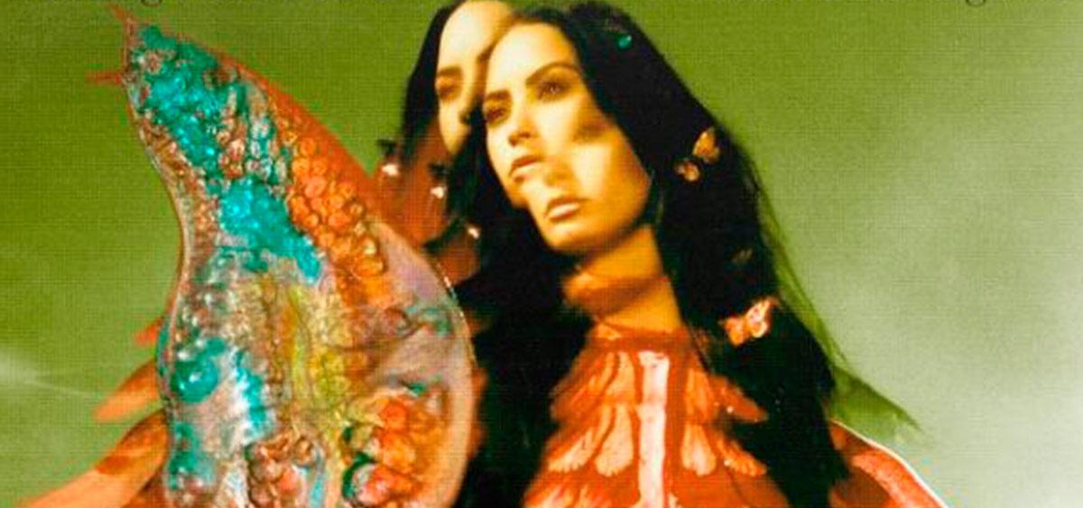 Деми Ловато выпустила откровенный альбом  о своих кошмарах и борьбе за жизнь